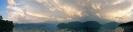 закат в Яйлю